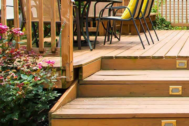 deck and patio design building in kingston new hampshire